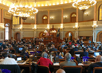 User's Guide to the Kansas Legislature wrap-up session