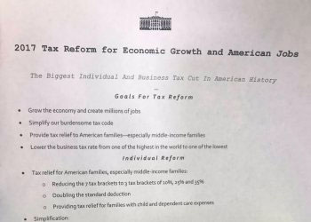 First Look ANALYSIS: Trump Tax 'Plan'