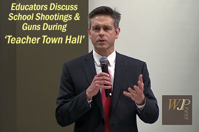 Teacher Town Hall: Kansas state & local candidates & officials discuss school shootings and education policy (FULL)